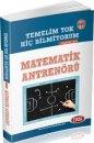 Temelim Yok Hiç Bilmiyorum Diyenler İçin Matematik Antrenörü Data Yayınları