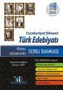 Yayın Denizi Cumhuriyet Dönemi Türk Edebiyatı Konu Anlatımlı Soru Bankası
