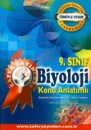 Zafer Yayınları 9. Sınıf Biyoloji Konu Anlatımlı Kitap