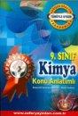 Zafer Yayınları 9. Sınıf Kimya Konu Anlatımlı Kitap