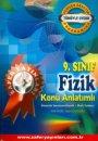 Zafer Yayınları 9. Sınıf Fizik Konu Anlatımlı Kitap