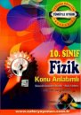 Zafer 10. S�n�f Fizik Konu Anlat�ml� Kitap