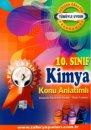 Zafer 10. S�n�f Kimya Konu Anlat�ml� Kitap