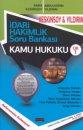 Savaş Yayınları İdari Hakimlik Soru Bankası - Kamu Hukuku