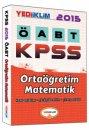 2015 ÖABT Ortaöğretim Matematiği Konu Anlatımlı Yediiklim Yayınları