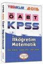Yediiklim Yayınları 2015 ÖABT İlköğretim Matematiği Konu Anlatımlı