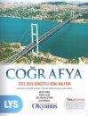 Okyanus Yayınları LYS Coğrafya Özel Ders Konseptli Konu Anlatımı Kitap