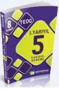8. S�n�f TEOG 1.Yar�y�l 5 Fasik�l Deneme G�vender Yay�nlar�