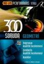 Çap Yayınları YGS LYS Performans Serisi 300 Soruda Doğrunun Analitik İncelenmesi Çemberin Analitik İncelenmesi Konikler