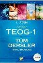 FDD Yayınları 8. Sınıf TEOG 1 Tüm Dersler Soru Bankası