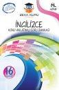 8. Sınıf  TEOG İngilizce Konu Anlatımlı Soru Bankası Zeka Küpü Yayınları