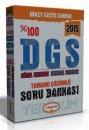 2015 DGS Tamam� ��z�ml� Soru Bankas� Yediiklim Yay�nlar�