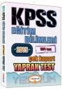 2015 KPSS E�itim Bilimleri �ek Kopart Yaprak Test Yediiklim Yay�nlar�