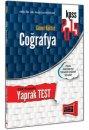 2015 KPSS Co�rafya �ek Kopart Yaprak Test Yarg� Yay�nlar�