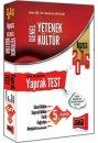 2015 KPSS Genel Yetenek Genel K�lt�r �ek Kopart Yaprak Test Yarg� Yay�nlar�