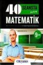 9. Sınıf 40 Seansta Kolay Matematik Okyanus Yayınları