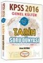 2016 KPSS Genel Kültür Tarih Soru Dünyası Yediiklim Yayınları