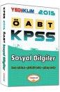 2015 ÖABT Sosyal Bilgiler Öğretmenliği Konu Anlatımlı Yediiklim Yayınları