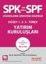 SPF Yatırım Kuruluşları Akademi Consulting Yayınları