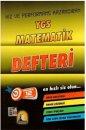 YGS Matematik Defteri Kapadokya Yayınları