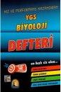 YGS Biyoloji Defteri Kapadokya Yayınları