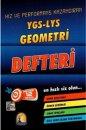 YGS LYS Geometri Defteri Kapadokya Yayınları