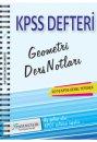 2016 KPSS Genel Yetenek Geometri Ders Notları X Yayınları