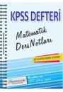 2016 KPSS Genel Yetenek Matematik Ders Notlar� X Yay�nlar�