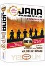 2015 Jana Jandarma Okullar Komutanlığı Hazırlık Kitabı Yediiklim Yayınları