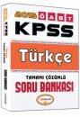 2015 ÖABT Türkçe Öğretmenliği Tamamı Çözümlü Soru Bankası Yediiklim Yayınları