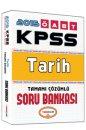 2015 ÖABT Tarih Öğretmenliği Tamamı Çözümlü Soru Bankası Yediiklim Yayınları