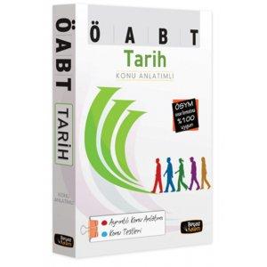 ÖABT Tarih Öğretmenliği Konu Anlatımlı Beyaz Kalem Yayınları
