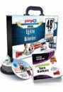 2015 KPSS E�itim Bilimleri G�r�nt�l� E�itim Seti (48 DVD G�ncel) Yarg� Yay�nlar�