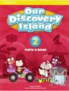 Pearson Our Discovery Island 2 Pupil's Book And Activity Book With CD-ROM