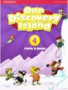 Pearson Our Discovery Island 4 Pupil's Book And Activity Book With CD-ROM