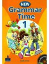 Longman, New Grammar Time 1