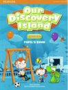 Pearson Our Discovery Island Starter Pupil's Book And Activity Book With CD-ROM