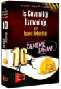 2015 İş Güvenliği Uzmanlığı ve İş Yeri Hekimliği 10 Deneme Yargı Yayınları