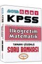 2015 ÖABT İlköğretim Matematik Öğretmenliği Tamamı Çözümlü Soru Bankası Yediiklim Yayınları