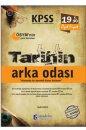 2015 KPSS Tarih in Arka Odas� Anadolu Kariyer Yay�nlar�