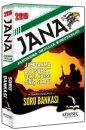 JANA Jandarma Okullar Komutanlığı Tamamı Çözümlü Soru Bankası Kitapseç Yayınları