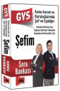 2016 GYS Şefim Soru Bankası Yargı Yayınları
