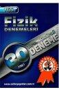 Zafer Yayınları YGS Fizik Tamamı Çözümlü 30 Deneme