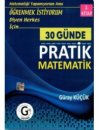 G�r Yay�nlar� 30 G�nde Pratik Matematik 2.Kitap G�ray K���k