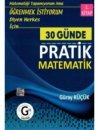 G�r Yay�nlar� 30 G�nde Pratik Matematik 1.Kitap G�ray K���k