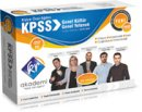 KPSS Türkçe DVD Seti KR Akademi