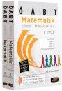 2015 ÖABT İlköğretim Matematik Öğretmenliği Konu Anlatımlı Beyaz Kalem Yayınları