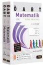 2015 ÖABT Lise Matematik Öğretmenliği Konu Anlatımlı Beyaz Kalem Yayınları