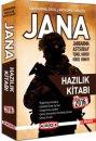 2016 JANA Jandarma Astsubay Temel Kursu Giriş Sınavı Hazırlık Kitabı Arge Yayınları