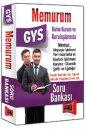 GYS Memurum Soru Bankası Yargı Yayınları